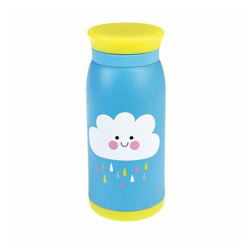 Botella termo Happy Cloud
