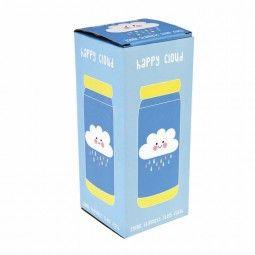 Botella termo Happy Cloud caja